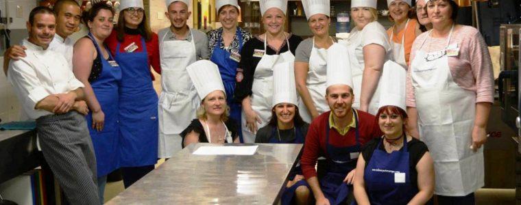 Presentación formal de la Gastro Alianza a nivel europeo